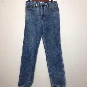 Vintage Guess Acid Wash Jeans